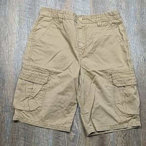 Lucky Brand Men's Cargo Shorts Pockets 16